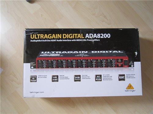 ULTRAGAIN DIGITAL ADA8200