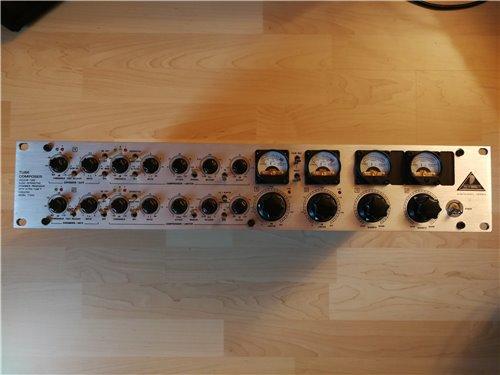 Behringer Tube Composer Studio