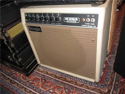 Mesa Boogie MKII C MK 2 C Combo weiss