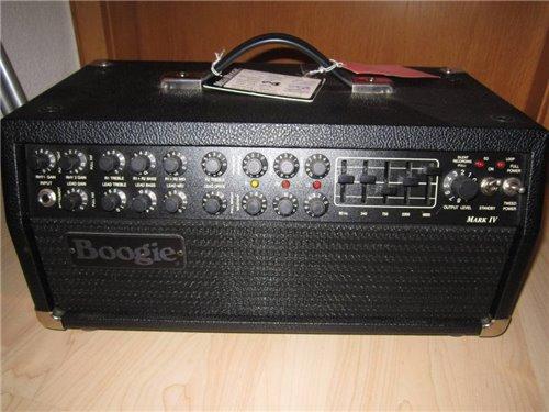 Mesa Boogie MKIV 4 Head