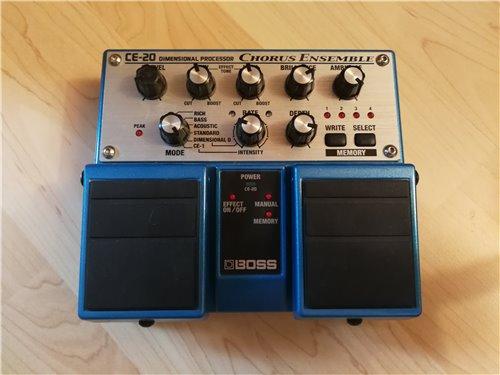 Boss CE-20 Chorus Effektgerät