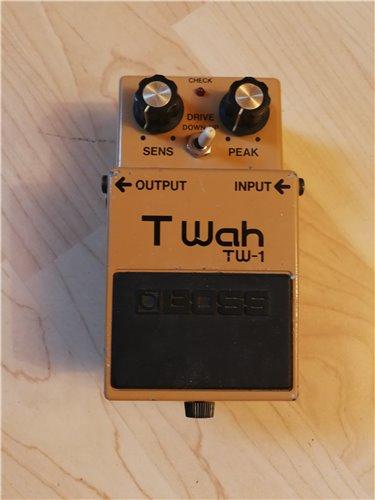 Boss TW-1 Wah Effektgerät