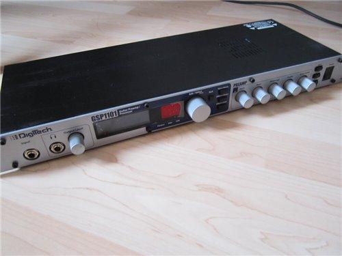 Digitech GSP1101 mit Board