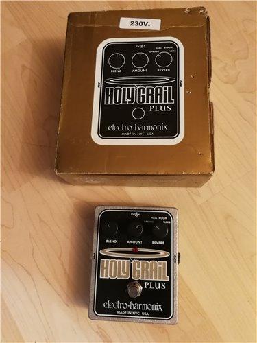 Electro-Harmonix Holygrail Plus
