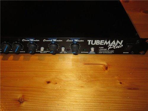 Hughes & Kettner TubeMan Plus