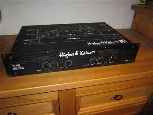 Hughes & Kettner VS 250