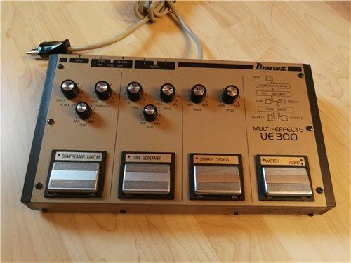 Ibanec UE-300 Vintage 9er Serie