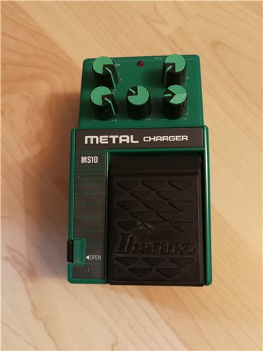Ibanez MS10 Metal Charger