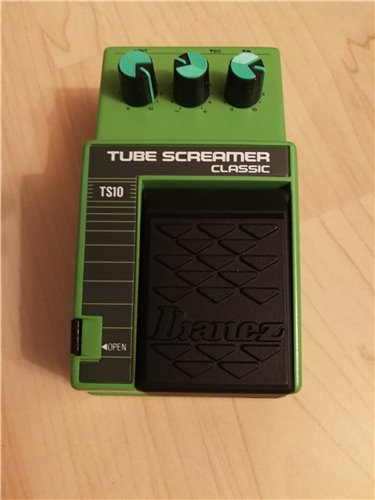 Ibanez TS10 Tube Screamer 2
