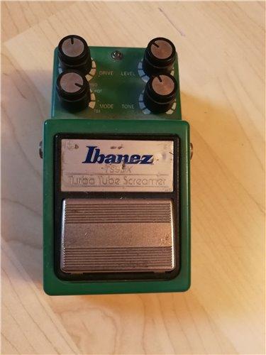 Ibanez TS9DX 1
