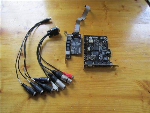RME RayDat Soundkarte