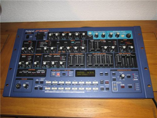 Roland JP-8080 Rack