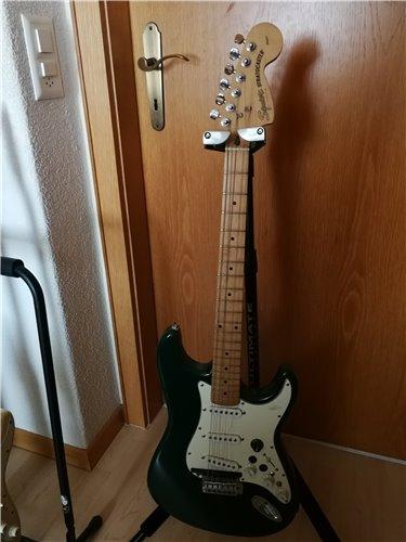 Squier Stratocaster Midi Bastler
