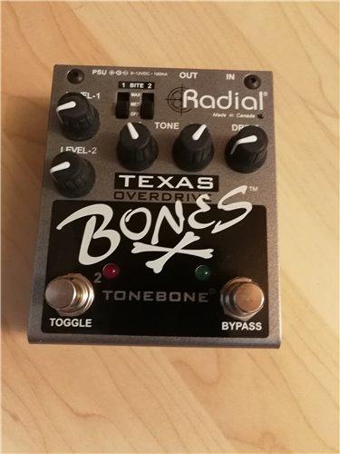 Radial Tonebone Texas Overdrive