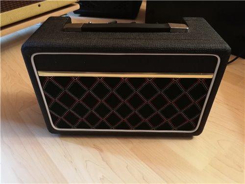 Vox Escort Amp