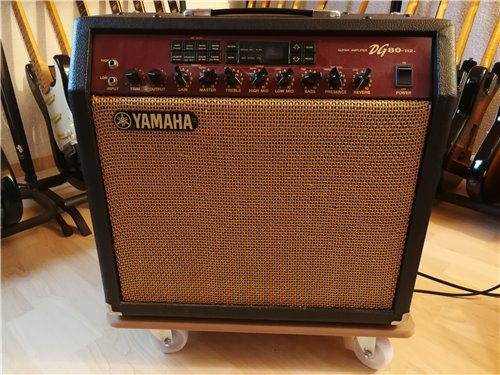 Yamaha GT 80-112